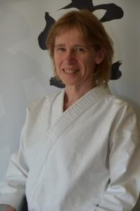 Geneviève Rostren, ceinture noire, Diplôme d'animateur fédéral