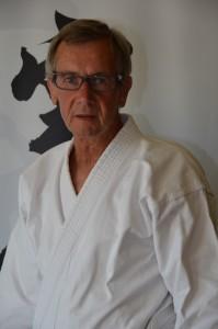 Philippe Denis, ceinture noire, attestation fédérale d'assistant
